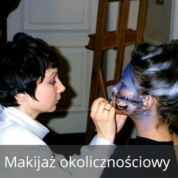 Makijaż okolicznościowy Salon Kosmetyczny Venus Płock