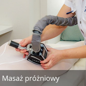 Masaż modelujący ciało w salonie Kosmetycznym Venus Płock