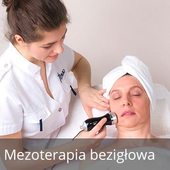 Mezoterapia bezigłowa